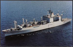 USNS Kilauea (T-AE 26) ammunition ship