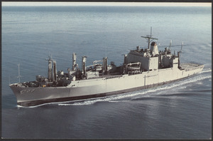 U.S.S. Butte (AE-27) ammunition ship