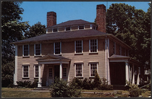 Josiah Quincy House 1770