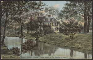 Dorothy Quincy House