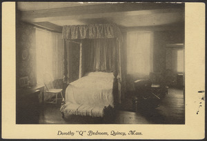 Dorothy Quincy bedroom