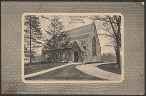 Christ's Church (Episcopal), Quincy, Mass.