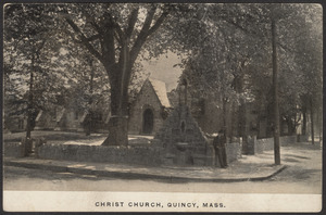 Christ Church, Quincy, Mass.