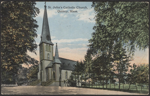 St. John's Catholic Church