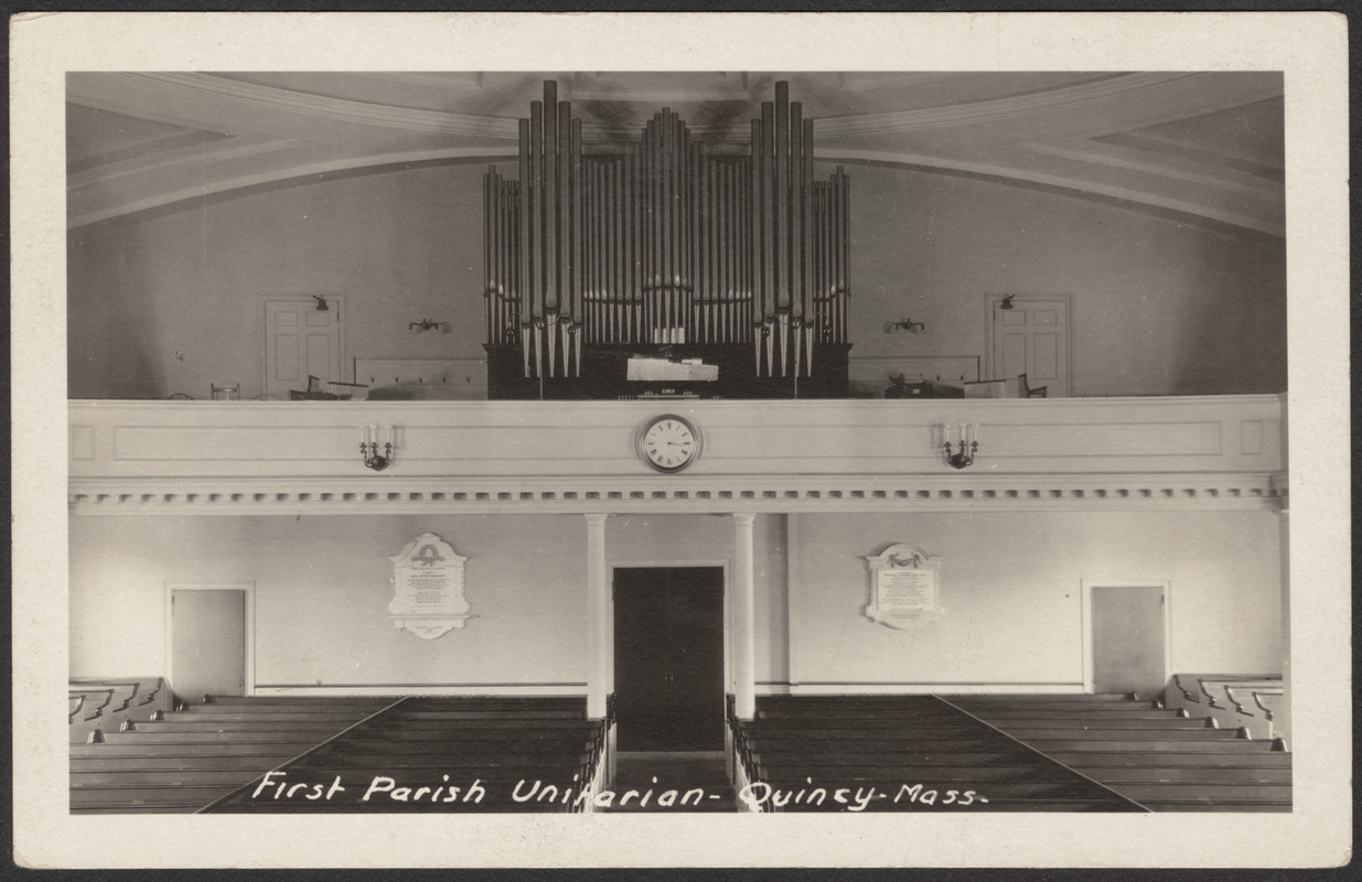First Parish Unitarian
