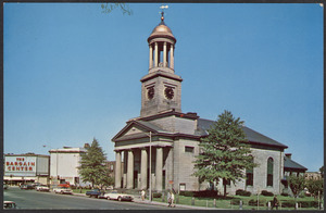 First Parish Unitarian Church, Hancock St
