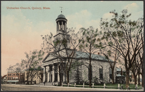 Unitarian Church, Quincy, Mass