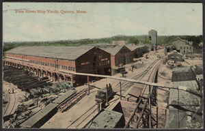 Fore River Ship Yards, Quincy, Mass