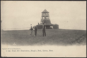 Great Hill Observatory, Hough's Neck