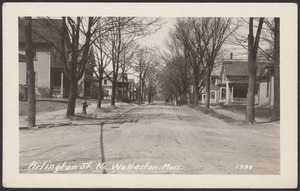 Arlington St. No., Wollaston, Mass