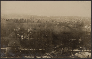 Wollaston from Third Hill
