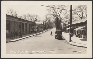 Brook St. W., Wollaston, Mass