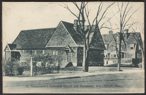 St. Chrysostom's Episcopal Church and Parsonage, Wollaston