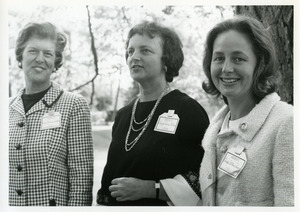 Abbot Academy Alumnae: Carolyn Bittner, Class of 1940, and others