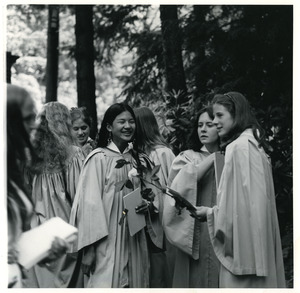 Abbot Academy Commencement