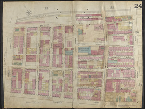 Insurance maps of Boston volume one