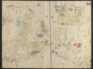 Insurance maps of Boston volume two