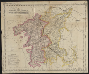 Worcestershire and Gloucestershire