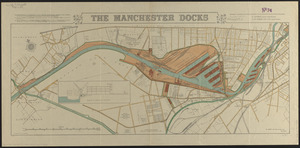 The Manchester Docks