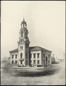 Town hall, Lawrence
