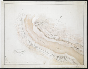 [Chart of the Saint Lawrence River]