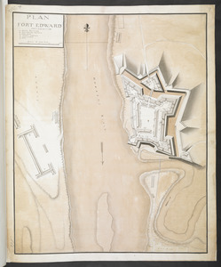 PLAN FORT EDWARD