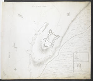 PLAN of FORT LIGONIER