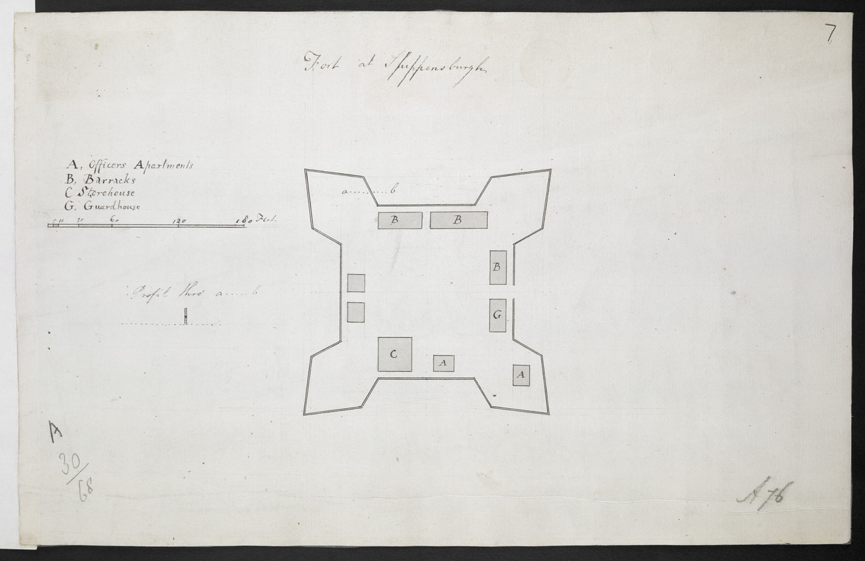 Fort at Shippensburgh