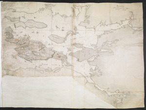 [Map of Narragansett Bay]
