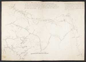 A Correct Plan of the Province of New Hampshire together with part of Hudsons River from Albany to Lake George and from thence thro' Lake Champlain to Mont Real: taken from a great number of exact attested Plans of particular parts of the Country & accurate observations of the Sea Coast. Also a General View of the River St Lawrence from Mont Real to Quebec