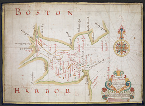 A= draught of Boston Harbor
