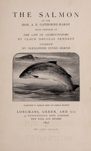 The cookery of the salmon.