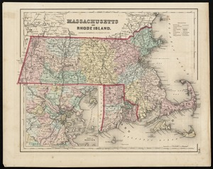 Massachusetts and Rhode Island