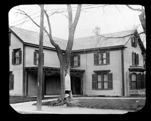 William S. Pattee house
