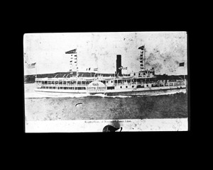 "Steamer ""South Shore"""