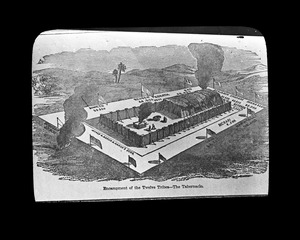 Encampment of the Twelve Tribes/The Tabernacle