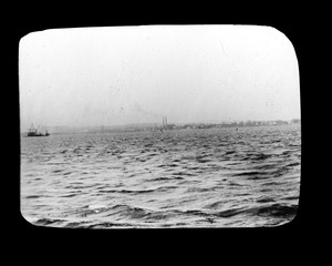 Germantown and wharves at Quincy Point
