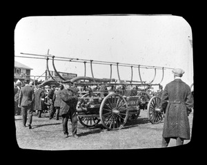 Firemans muster at Fore River A.A. Field