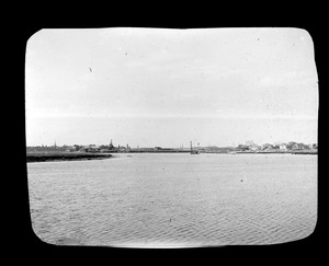 Neponset River from Milton Line