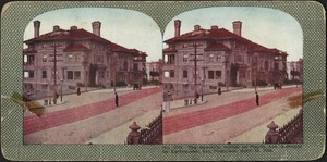 The beautiful homes on Pacific Ave. damaged by earthquake, San Francisco, April 18, 1906