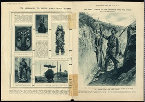 Illustrated London News, World War I
