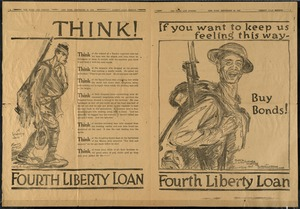 Fourth Liberty Loan, World War I