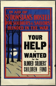 Blinded Soldiers' Children Fund, Great Britain