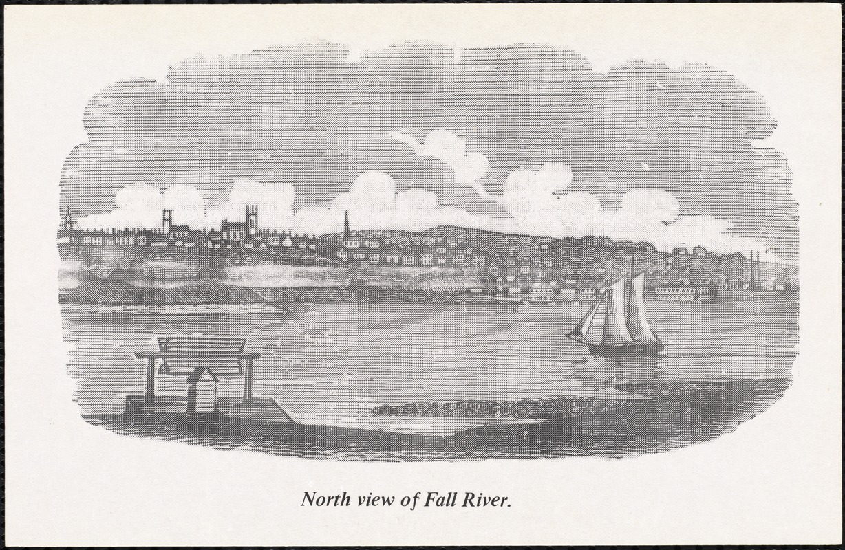 North view of Fall River