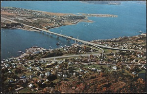 Sakonnet River Bridge, Tiverton, R.I.