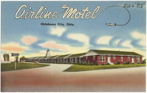 Airline Motel, Oklahoma City, Okla.
