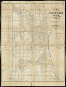 New map of Chicago