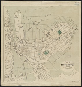 Plan of South Boston