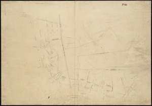 [Plan of the cove between Savin Hill and Commercial Point, Dorchester]