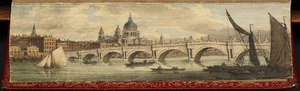 St. Paul's Cathedral and London Bridge